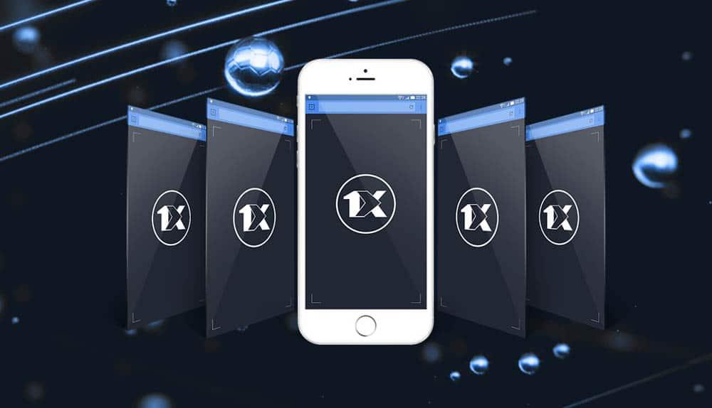 1xbet mobil akıllı telefon uygalaması nasıl indirilir