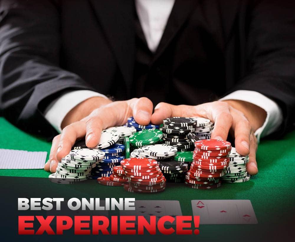 1xbet poker için üye olmak